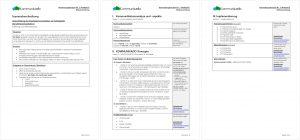 Kommunikado-Schulungskonzept - Anwendungsbeispiele